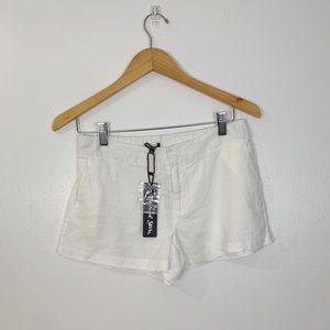 Michael Stars WNB82 linen shorts